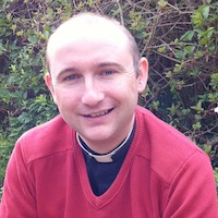 A photo of Rev David Green