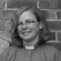 A photo of Rev Pat Dickin