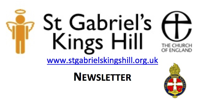 St Gabriels newsletterlogo