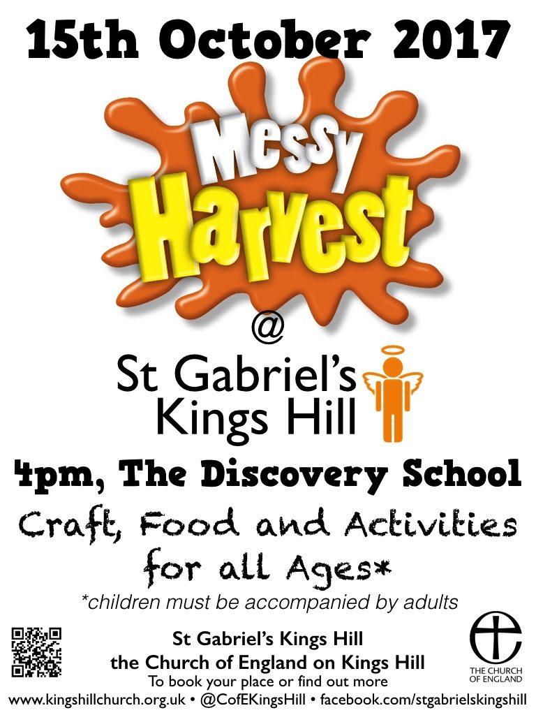 Messy Harvest 2017