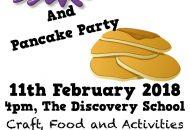 Messy Pancake party 2017.001
